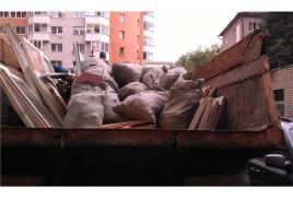 Вывоз мусора в области